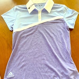 Like new adidas collared golf 🏌️♀️ shirt